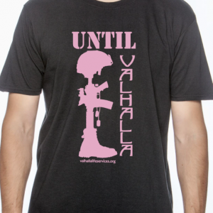 Until Valhalla T-Shirts